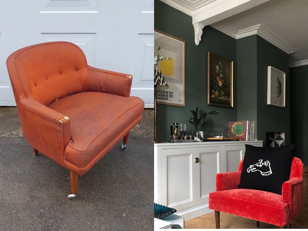 Renovating a house with no experience | vintage homeware blog